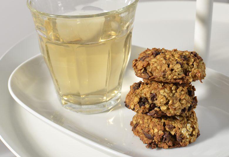 Lekkere vegan koekjes – met haver en gember (glutenvrij en suikervrij)
