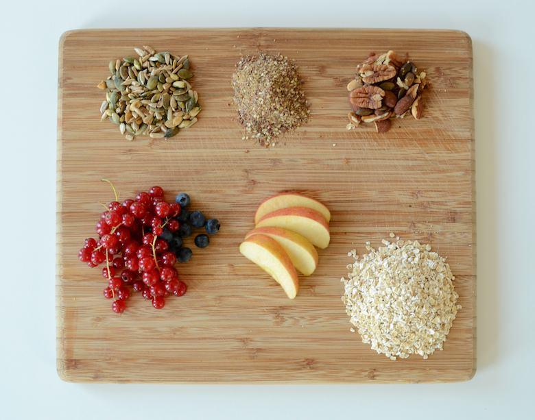 Havermout ingredienten