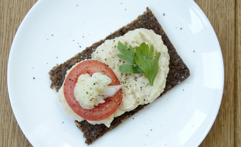Bloemkool spread - de gezonde vervanger van kaas