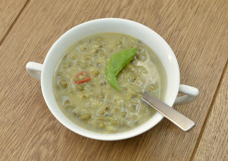 Detox soep, een soep vol reinigende kruiden