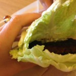 Lettuce Burger MOB Parijs