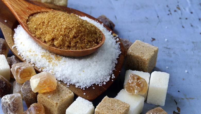 Geraffineerde suikers