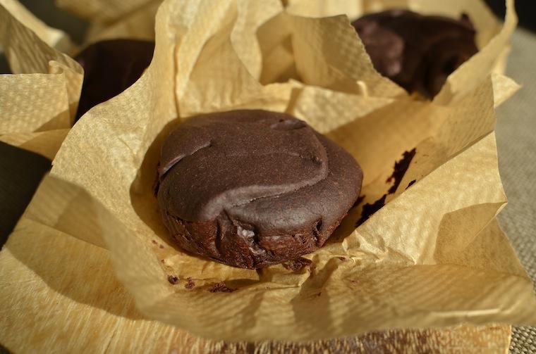 Vegan brownies zonder suiker