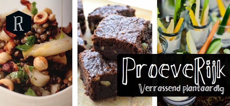ProeveRijk Vegan Brunch