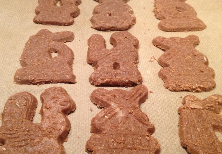 koekjes zonder boter