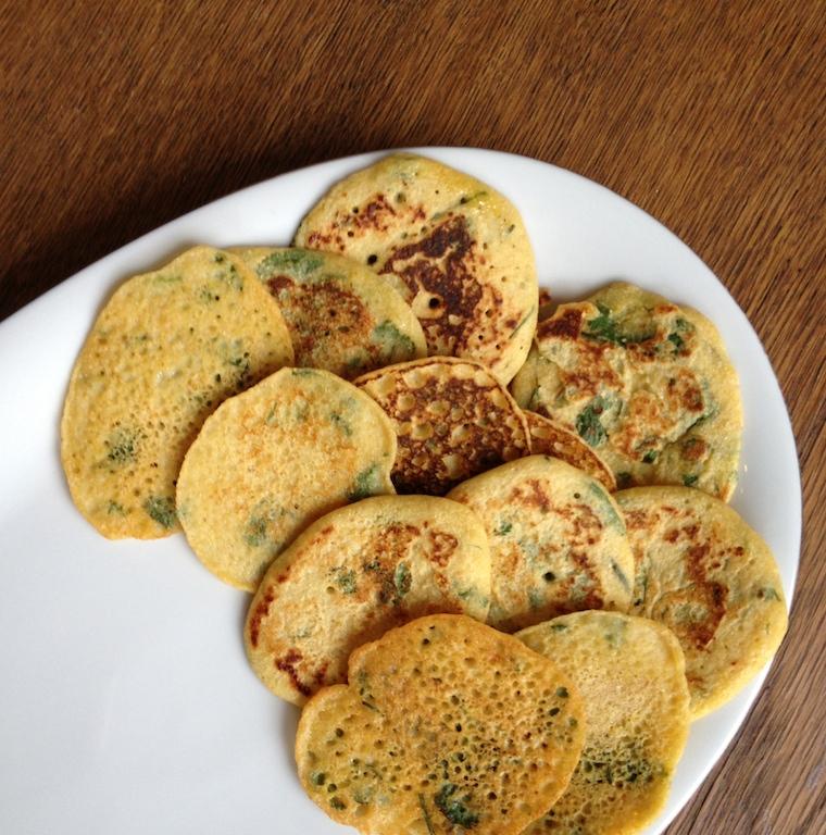 Gezonde 'Indiase bhaji's'