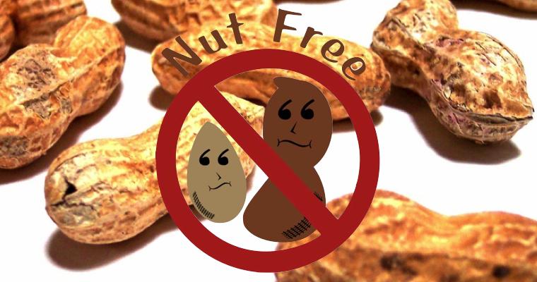 Voedselallergie noten allergie