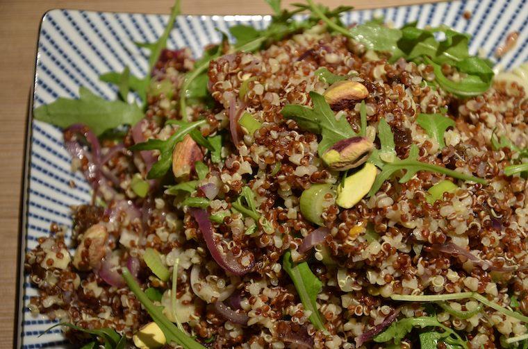 Yotam Ottolenghi quinoa salade