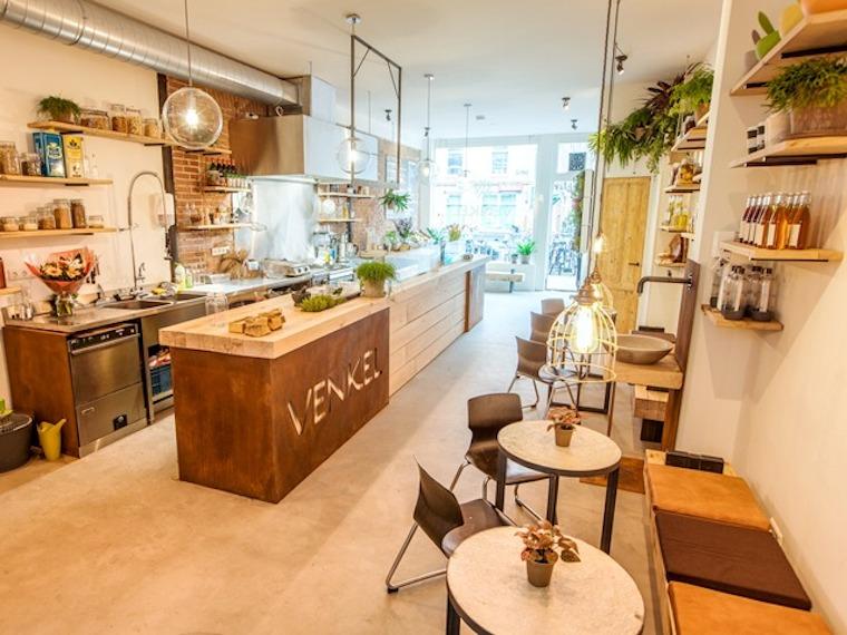 Hotspots Amsterdam: 5x lekker, betaalbaar en gezond
