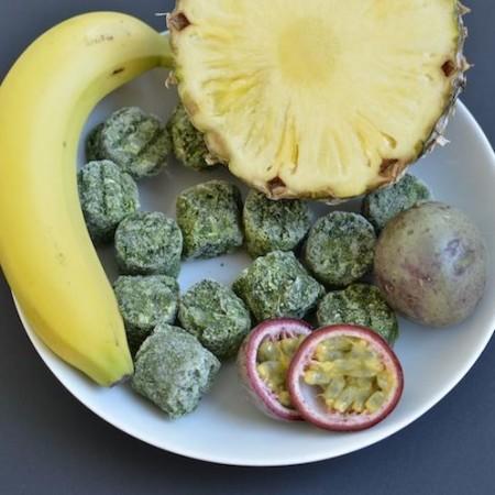 Detox groene smoothie: meer boerenkool!