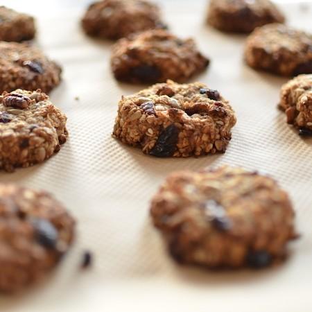 Havermout koekjes met cranberry