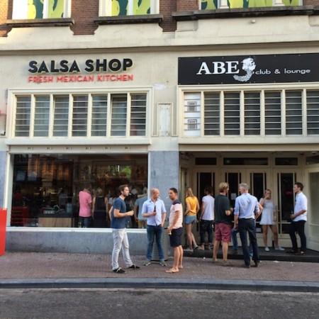 Salsa Shop mexicaans eten Amsterdam