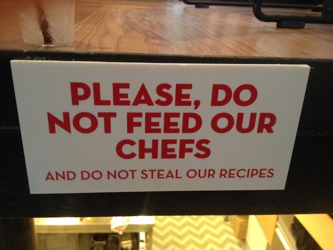 Leuke teksten bij Salsa Shop