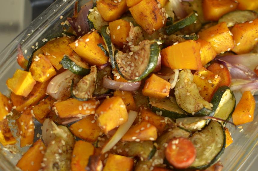 vegatarische ovenschotel