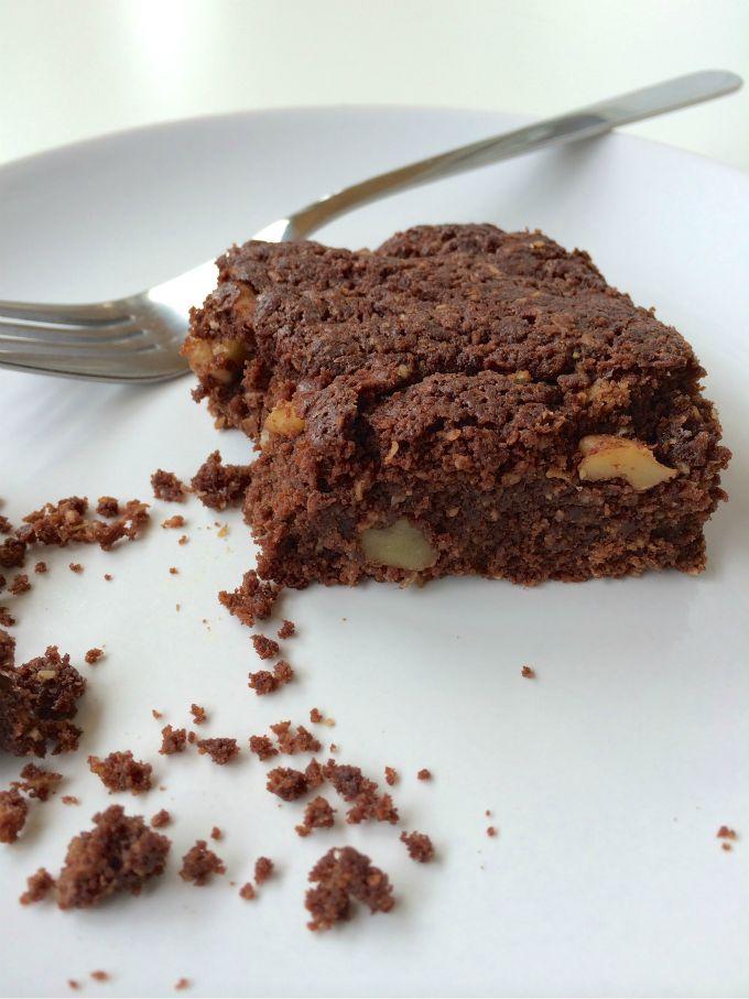 Vega brownie
