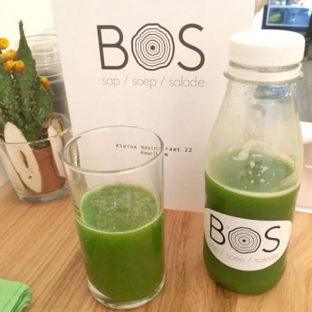 Hotspot: Bos sap, soep en salade bar in Haarlem