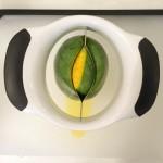 OXO mangosnijder aangesneden