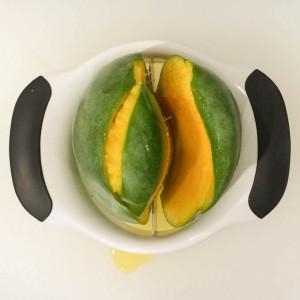 OXO mangosnijder bijna door