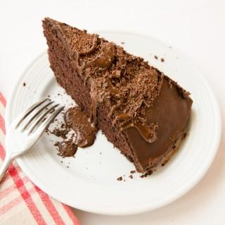 4 redenen waarom jij deze vegan chocoladetaart moet proberen