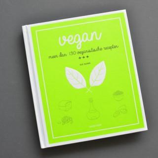 Kookboek 'Vegan' door Sue Quinn