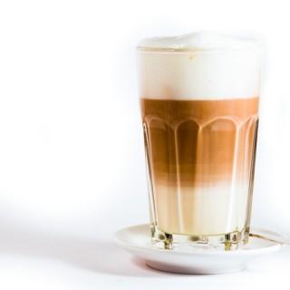 Plantaardige Latte Macchiato: lekker tussendoor