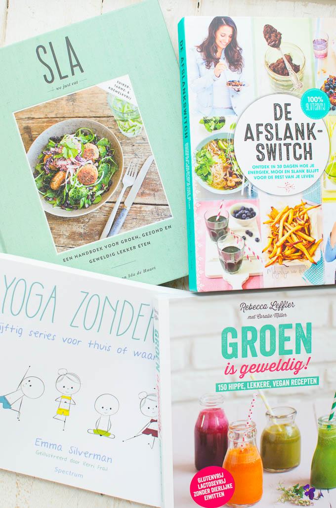 healthy recepten boek