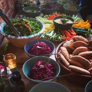 The Meets – Heerlijk (bijna vega) restaurant Amsterdam