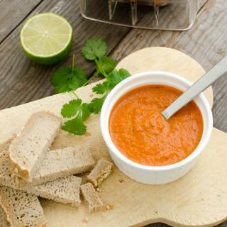 Pittige rode saus voor bij alles – Canarische Mojo